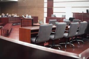 Eine Rechtsbeschwerde ist im Bußgeldverfahren möglich.