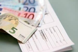Wann tritt Rechtskraft bei einem Bußgeldbescheid ein?