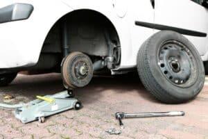Der Reifen-Index kann auch am Reifen selbst abgelesen werden.