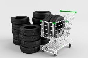 Die Reifenprofiltiefe muss beim Kauf unbedingt beachtet werden, besonders bei Internetkäufen aus dem Ausland.