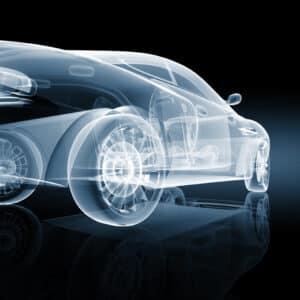 Rettungskarten geben an, wo sich im Fahrzeug die wichtigsten Bauteile befinden.