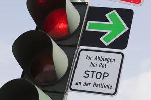 Rote Ampel: Wenn es 2 Mal geblitzt hat, muss es keine 2 Vergehen geben.