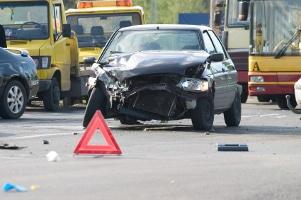 Der Unfallverursacher ist schadensersatzpflichtig.