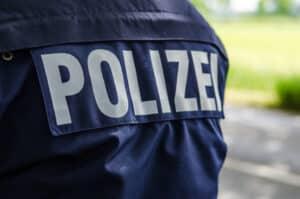 Schwere Motorradunfälle müssen unbedingt bei der Polizei gemeldet werden.