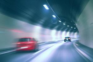 Section Control: Das Verfahren wird vorzugsweise in Tunneln angewandt.