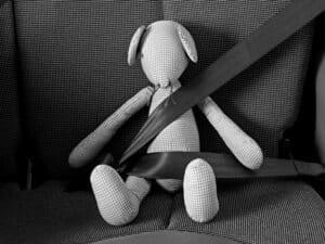 Sicherheitsgurte sorgen für Sicherheit im Auto