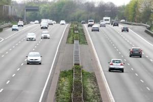Die Sonderfahrten auf der Autobahn sind für viele Fahrschüler besonders aufregend.