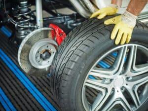 Sprtsparreifen können den Benzinverbrauch senken.