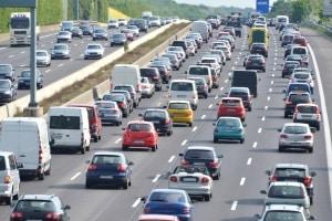 Stau auf deutschen Autobahnen: In Deutschland ist ein Anstieg zu verzeichnen.