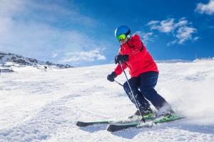 Statt Skifahren zu schnell gefahren: Ein Strafzettel aus Österreich droht z.B. nach einer Geschwindigkeitsüberschreitung.