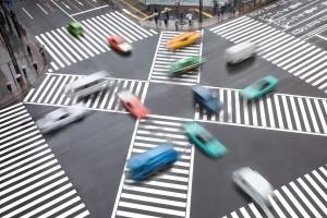 Durch die Straßenverkehrsordnung soll ein Verkehrschaos auf deutschen Straßen vermieden werden.