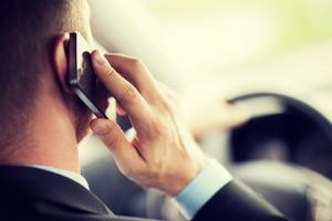 """Die Tatbestandsnummer für den Verstoß """"Handy am Steuer"""" lautet 123624."""