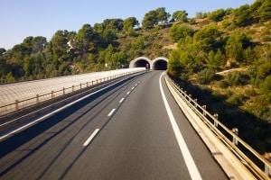 Das Tempolimit in Belgien auf der Autobahn beträgt 120 km/h.