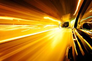 Es kann teuer werden, wenn Traffistar S 540 einen Verstoß gegen die Höchstgeschwindigkeit aufdeckt.