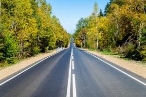 Eine Überlandfahrt findet auf Bundes- oder Landstraßen statt.