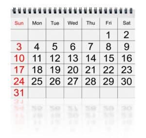 Die Überliegefrist dauert ein Jahr und schließt sich nahtlos an die Tilgungsfrist an.