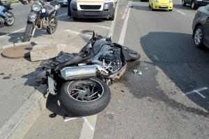Ein Unfall mit nicht genehmigtem Ochsenaugen-Blinker kann zu lebenslangen Schulden führen.