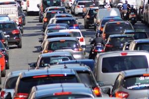 Was ist ein Verkehrsinfarkt?