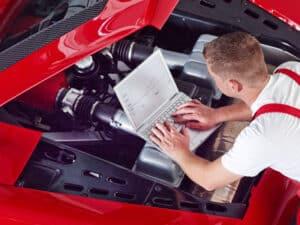 Im Verkehrsrecht wird die Zulassung von Fahrzeugen in der FZV geregelt.