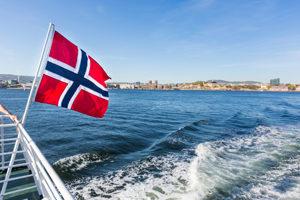 Verkehrsregeln sind in Norwegen nicht weniger streng als in Deutschland.
