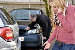 Nach einem Verkehrsunfall ist die Schuldfrage häufig unklar.
