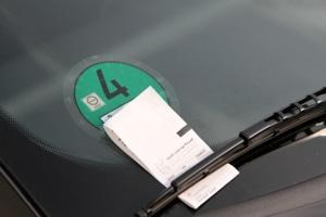 Der Verwarngeldkatalog bestraft auch falsches Parken.