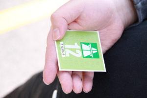 Eine Vignette aus Papier wird es für deutsche Autofahrer nicht geben. Die Zahlung der Maut wird elektronisch überwacht.