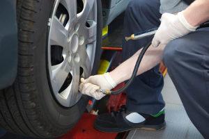 Was ist zu beachten beim Reifenwechsel in der Werkstatt?
