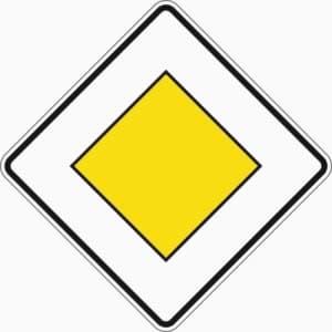 Zeichen 306