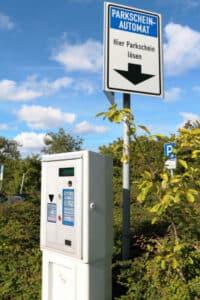 Auch Parkvergehen können durch die Zentrale Bußgeldstelle in Berlin geahndet werden - wenn Sie Ihr Knöllchen nicht zahlen.